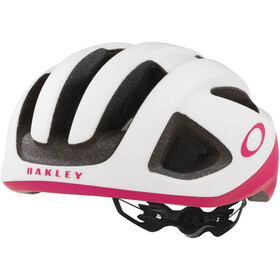 Oakley ARO3 Fietshelm, white/rubine red